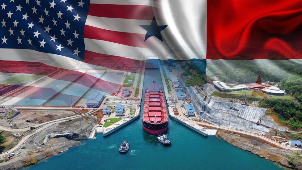 EE.UU. y Panamá firmaron acuerdo de cooperación en transporte marítimo