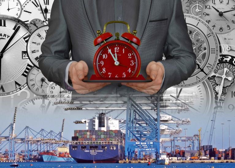 Seguros de transporte y de cadena logística: superando las demoras