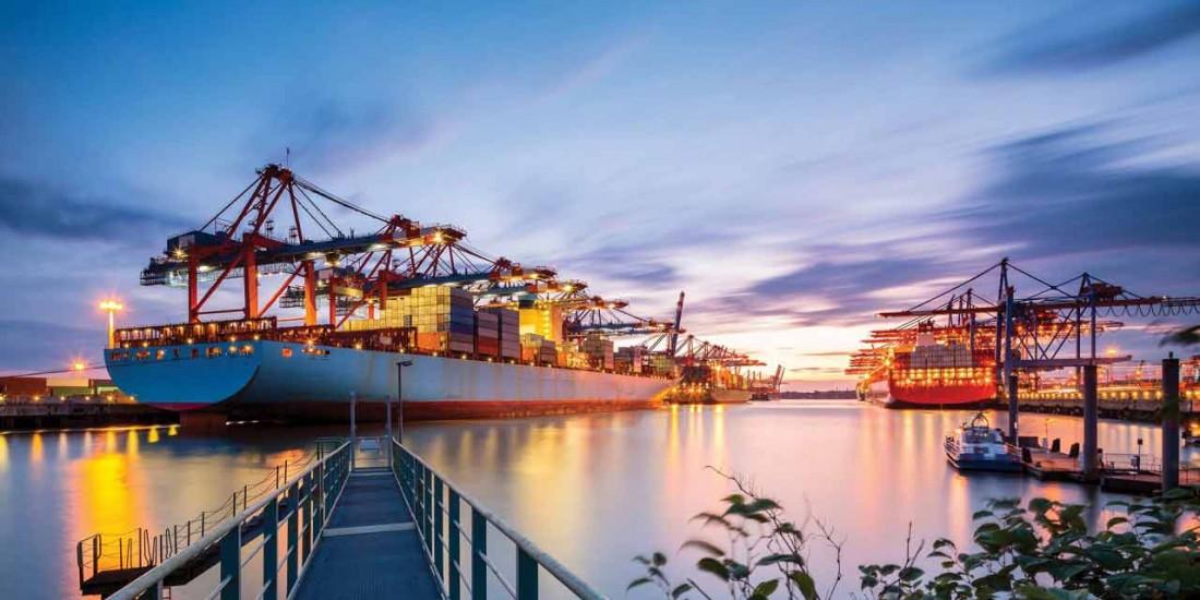La importancia del puerto al escoger ruta de transporte marítimo