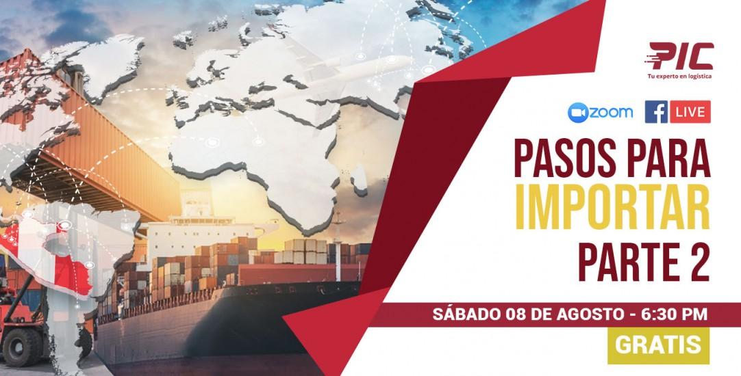 Sugerencias para importar a Perú, Panamá y Venezuela