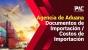 Documentos necesarios de importar desde Perú o Panamá